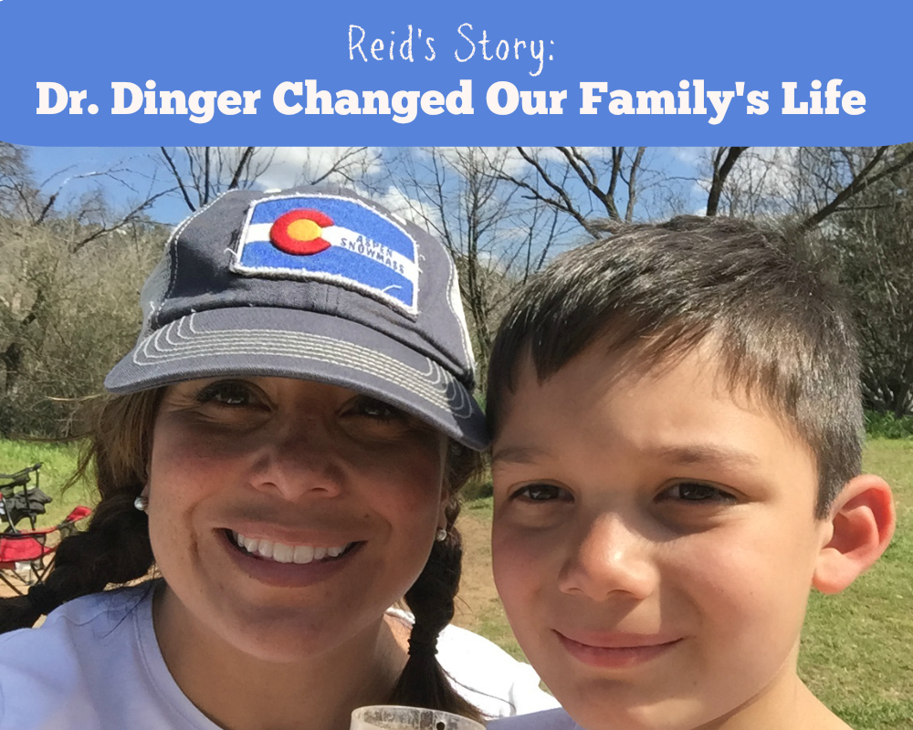 Reid's Story: Dr. Dinger Changed Our Family's Life With Asthma