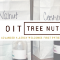 Advanced Allergy Welcomes Tree Nut Allergy OIT Patients